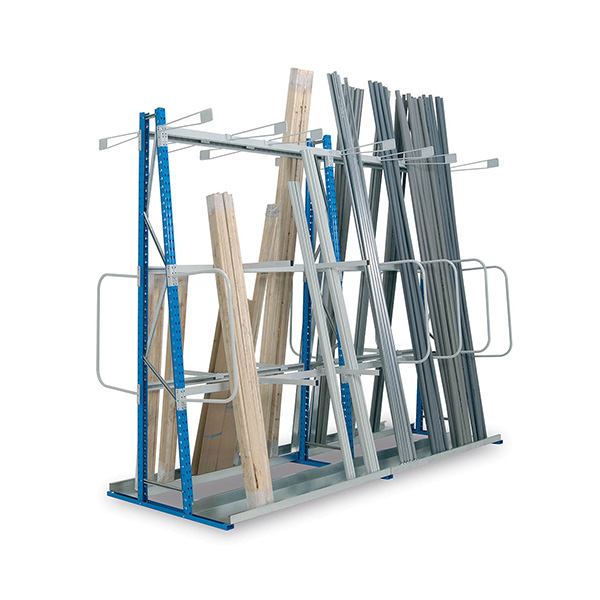 rack vertical double face