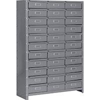 Armoire industrielle 33 tiroirs