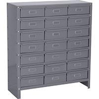 Armoire métallique 21 tiroirs