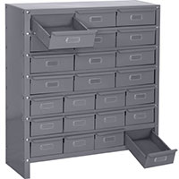 Armoire métallique 24 tiroirs