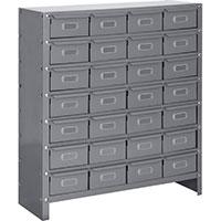 Armoire métallique 28 tiroirs