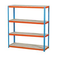 etagere metallique pour atelier et entrepot