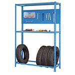 Etabli pour garage et pneu