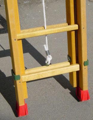 calzari scala legno sfilo