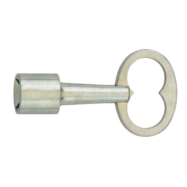 chiave acciaio lucchetto sicurezza 54 314