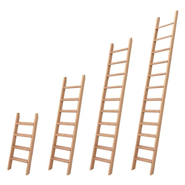 gamma scala semplice legno BSMEU