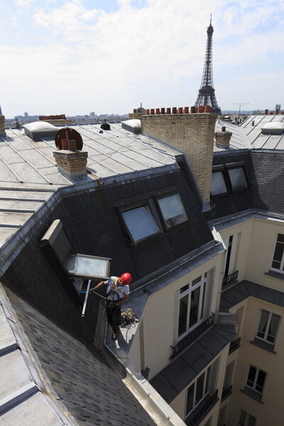 kit sicurezza tetto