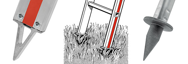 piede scala agricola 3050