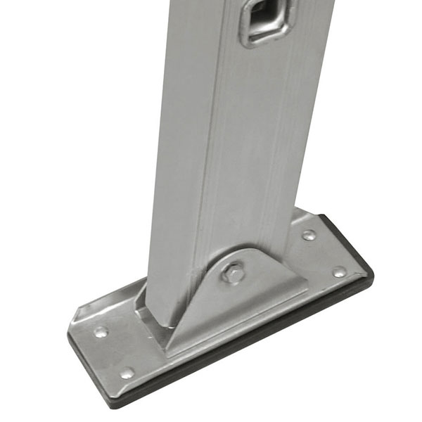piede scala alluminio PM L