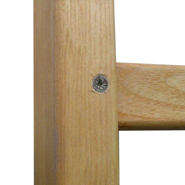 pioli scala legno isolante BSM
