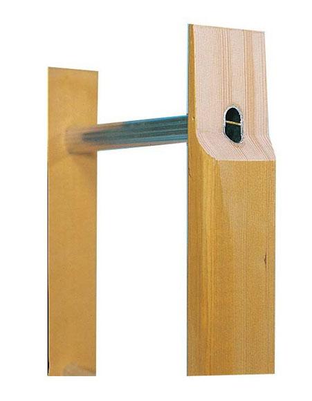 pioli scala legno