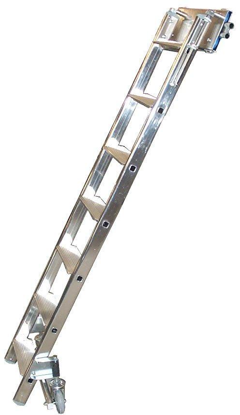 scala alluminio libreria