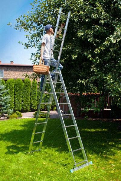 scala componibile giardino 7600