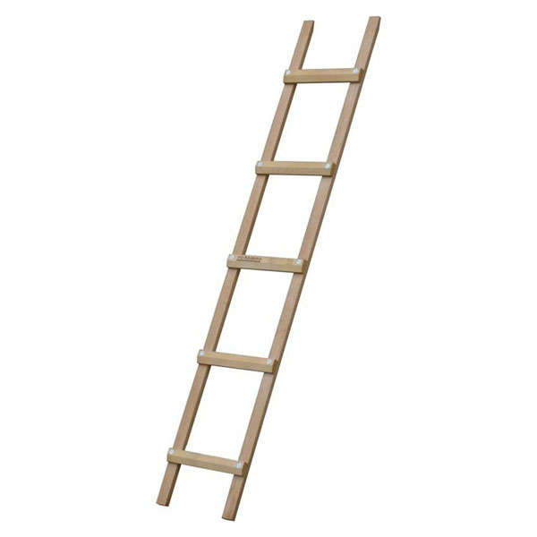 scala da tetto legno ecart 39
