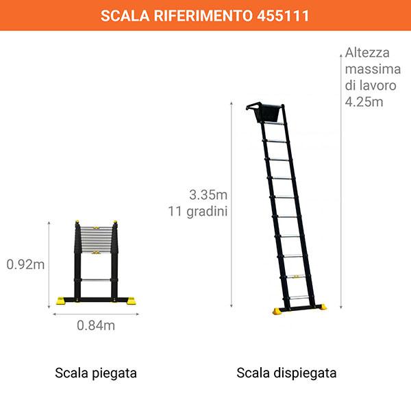scala lavoro dimenzioni 455111