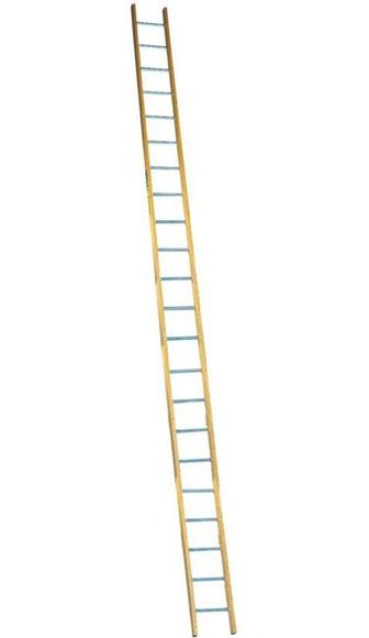 scala legno 6m