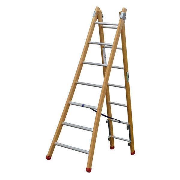 scala legno doppia MT