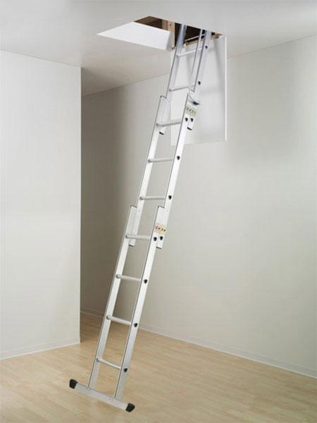 scala retrattile attico 9344