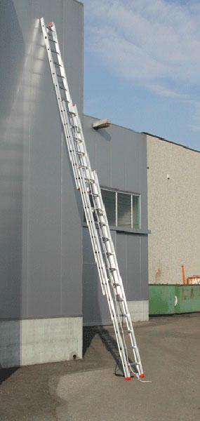 scala sfilo alluminio