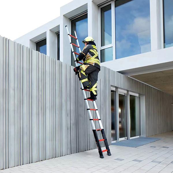 scala telescopica pompiere 2