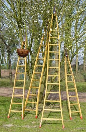 scale agricole legno