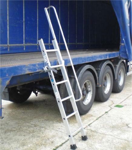 scaletta camion