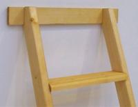Scaletta In Legno Per Soppalco : Scala in legno per accesso confortevole al soppalco