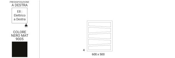schema piccolo scaldasalviette zigzage8n