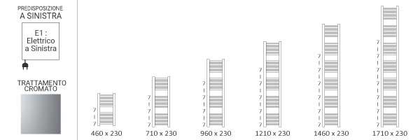 schema scaldasalviette cromato 230mikee1