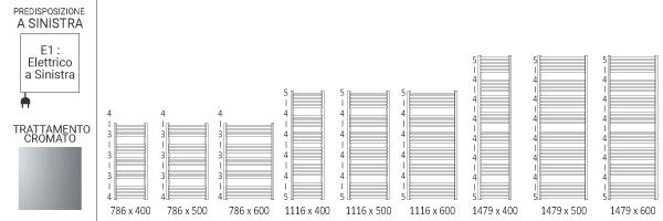 schema scaldasalviette cromato domie1
