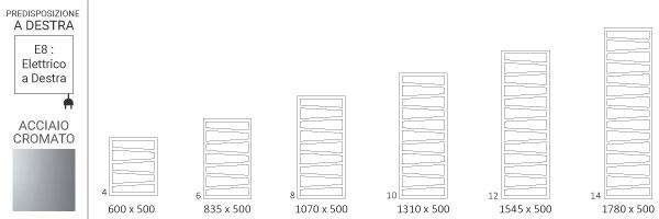 schema scaldasalviette cromato zigzage8