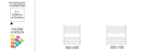 schema scaldasalviette orizzontale limae1