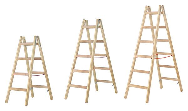 gamma scaletta imbianchino legno 71410