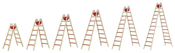 gamma scaletta legno 71490