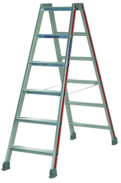 Scaletta in alluminio