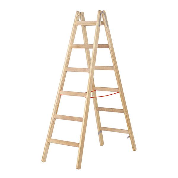 scaletta imbianchino legno 71410