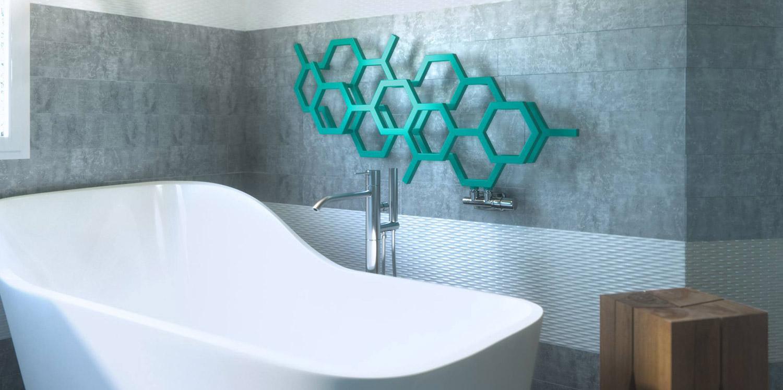 sèche-serviette eau chaude norme installation
