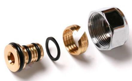 adaptateur tube multicouche