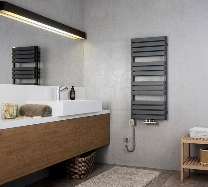 radiateur salle de bain warpt metallique b