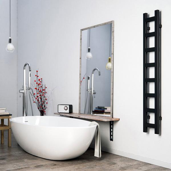 s che serviette troit chauffage central sp cialement con u pour les espaces troits. Black Bedroom Furniture Sets. Home Design Ideas