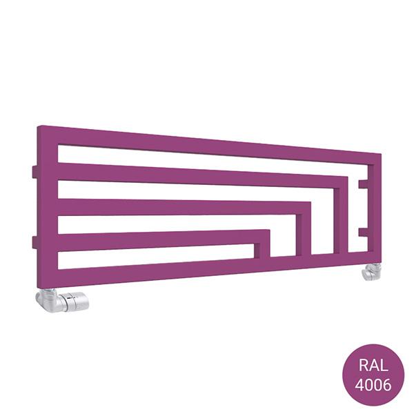 seche serviette horizontal angus sx ral4006