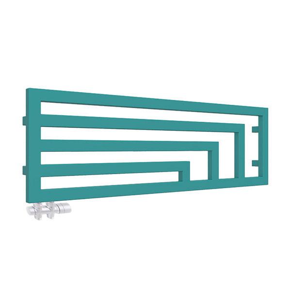 seche serviette horizontal angus yl ral5018