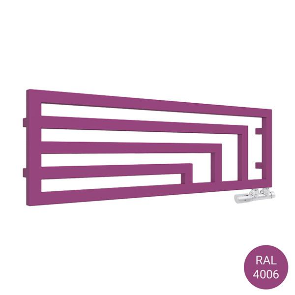 seche serviette horizontal angus yp ral4006