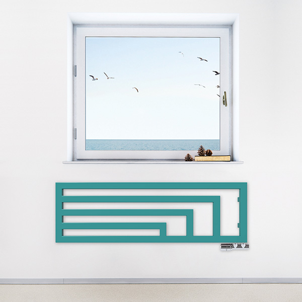 seche serviette horizontal angus yp ral5018 situation