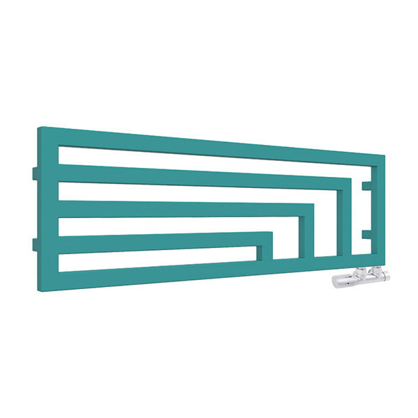 seche serviette horizontal angus yp ral5018
