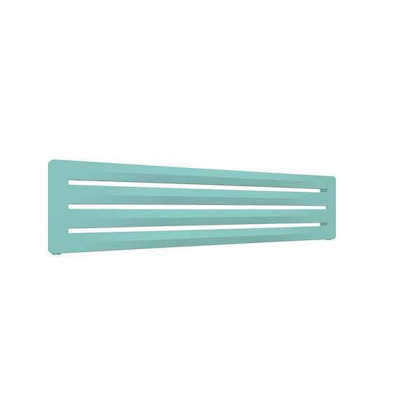 seche serviette horizontal ral6027 aerosx