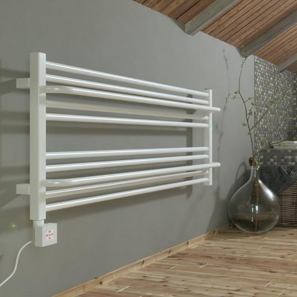 s che serviette horizontal lectrique couleur blanc lima eb. Black Bedroom Furniture Sets. Home Design Ideas