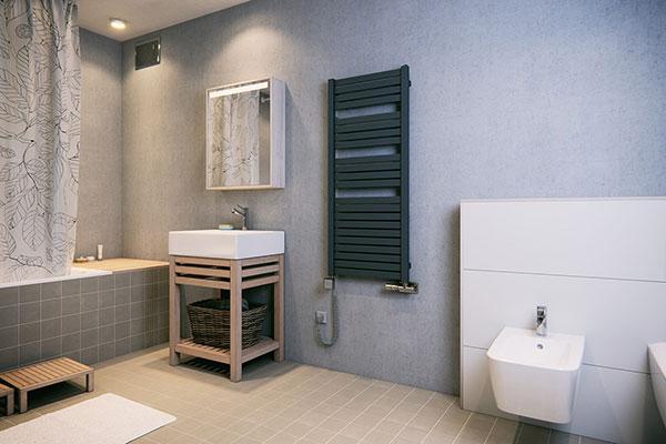 seche serviette mantis salle de bain