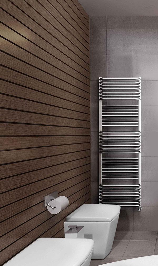 seche serviette radiateur pola gris