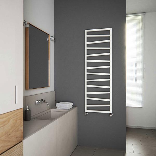 s che serviette chauffage central zigzag. Black Bedroom Furniture Sets. Home Design Ideas